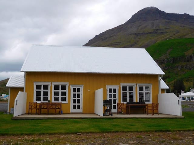 Lónsleira Apt - Fantastic Location at Seydisfjordur, East Iceland!