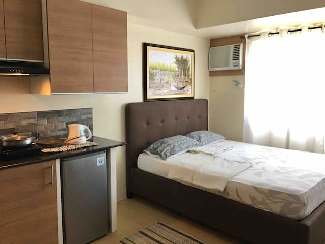 Stylish Condo Unit w/ FREE WIFI in Iloilo City