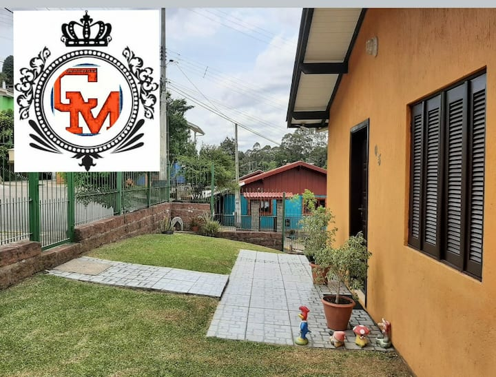 Casa da Cris/Marcelo