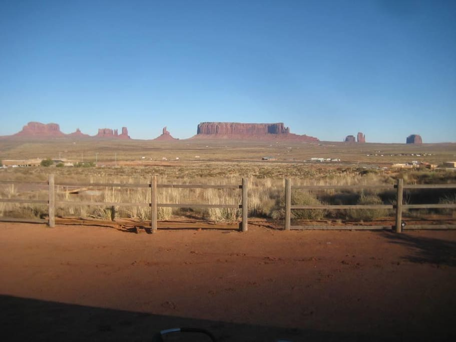 Monument Valley, one of the most beautiful places on earth.