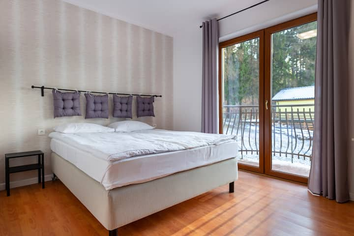 Apartament Skałka