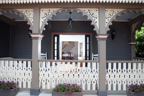 World Famous Stockton Row Cottages