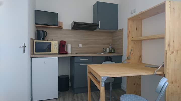 Charmant petit studio tout confort