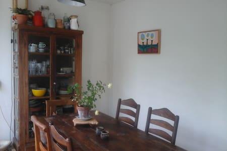 95 m2 spacious 3 bedroom apartment with balcony. - Amszterdam - Lakás