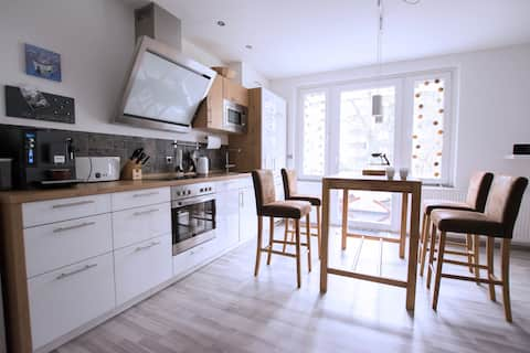 Apartment Hannover Top Citylage (53QM)