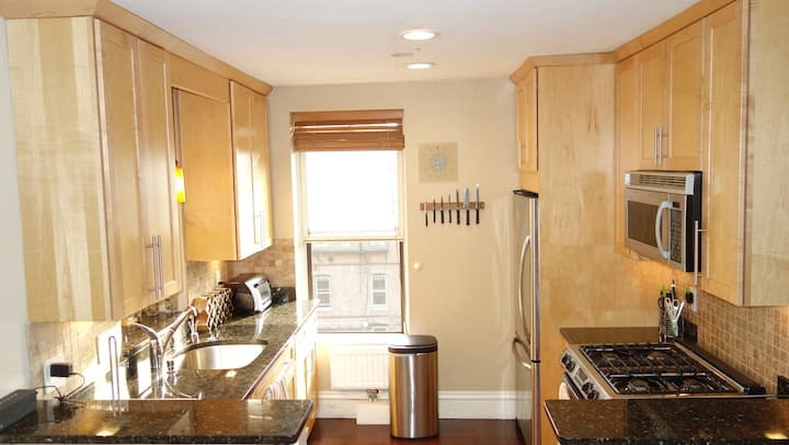 Boston South End: Gorgeous 3-bed, ideal location!