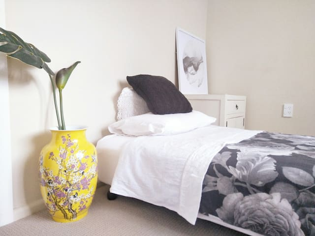 Single bed in City Private Stay