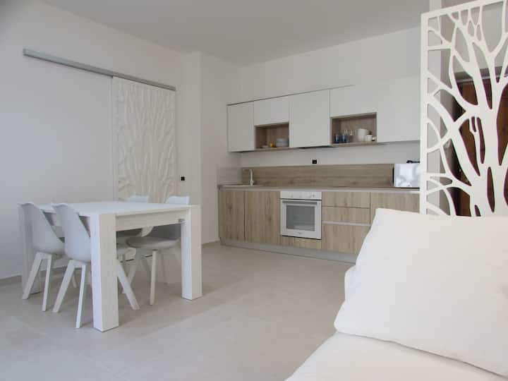 Newly renovated apt in the heart of the old town