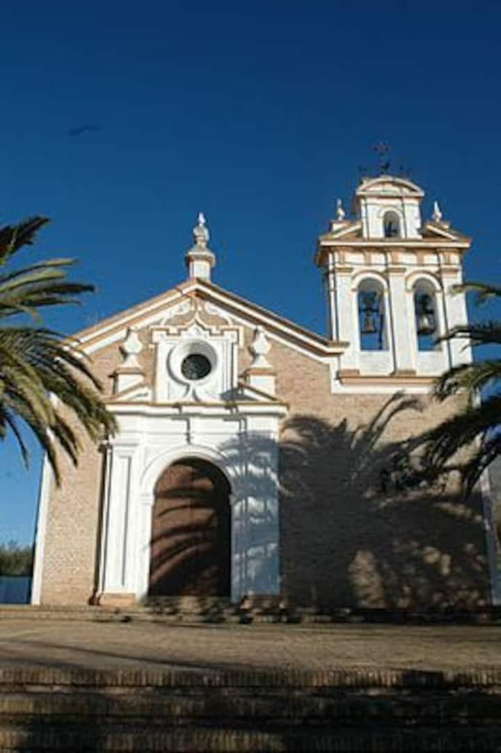 Habitación privada cerca de Sevilla,Huelva y Rocío