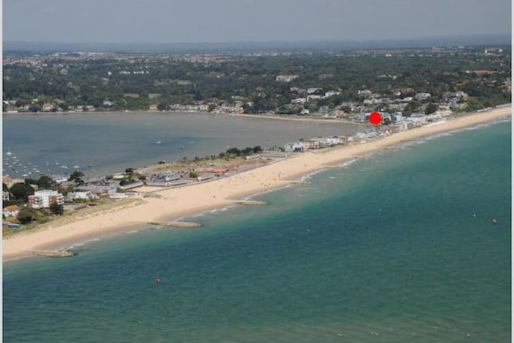 Sandbanks, 2 bedroom flat with stunning views - Poole - อพาร์ทเมนท์