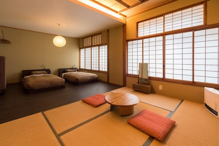 [Japanese traditional room with low bed for 4pp] - Yamanouchi-machi - Hostel