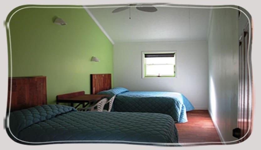 Miguels Campground Bedroom #4