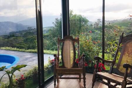 Villa Linda Vista in Cartago