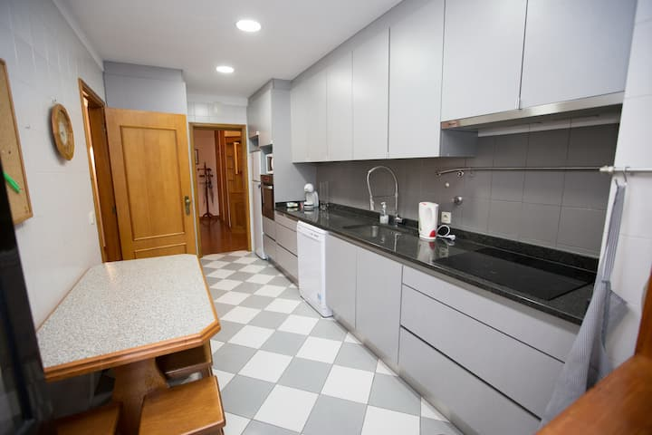 Newly renovated T2 in Povoa de Varzim