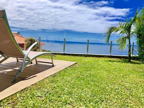 Villa Pinheira II panoramic sea view very private