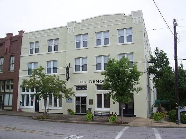 Studio in Historic Downtown Demopolis