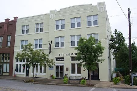 Studio in Historic Downtown Demopolis