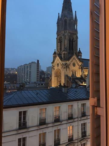 Cosy room in Paris