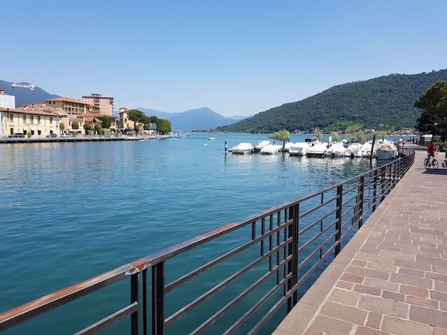 Appartamento Rinaldi con vista Lago d'Iseo