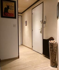 Chambre dans logement tout confort,proche centre - Huoneisto
