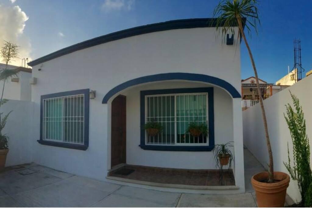 Entrada Principal de tu hogar en Cancun