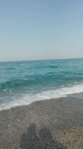 Villetta  a schiera 1O0metri dal mare - Isca sullo Ionio - Huvila