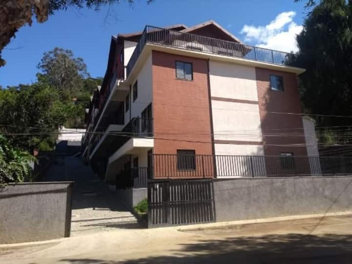 Casa estilo townhouse em Itaipava.