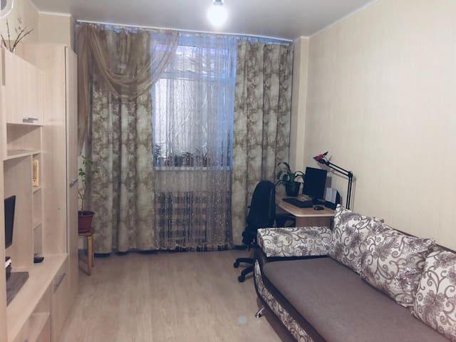 Уютная квартира на Высоцкого