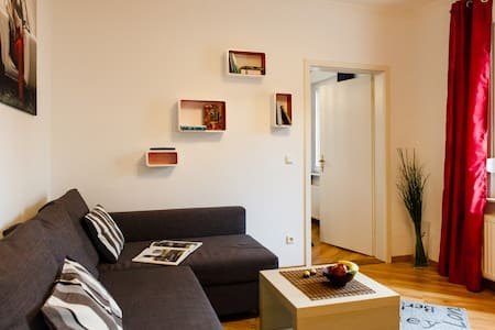 Stylish apartment close to city of Bielefeld - Bielefeld - Lakás