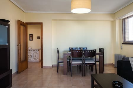 Apartamento junto al mar con WIFI - València - Apartmen