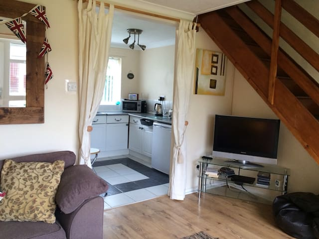 3 bedroom holiday coastal chalet townhouse - Hemsby - Dom