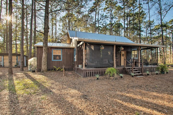 NEW! Secluded Home ~11 Mi to Gulf Shore Beach!