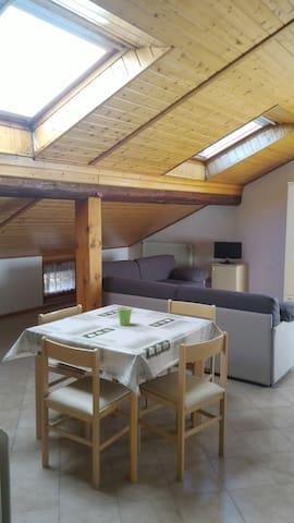 Appartamento Ricaldo Piné 3 - Baselga di Piné - Huoneisto