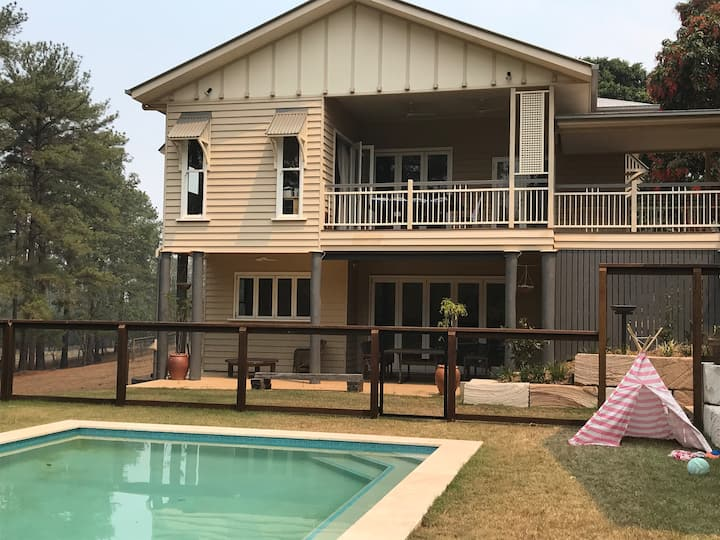 Quiet country retreat just 20kms from Brisbane