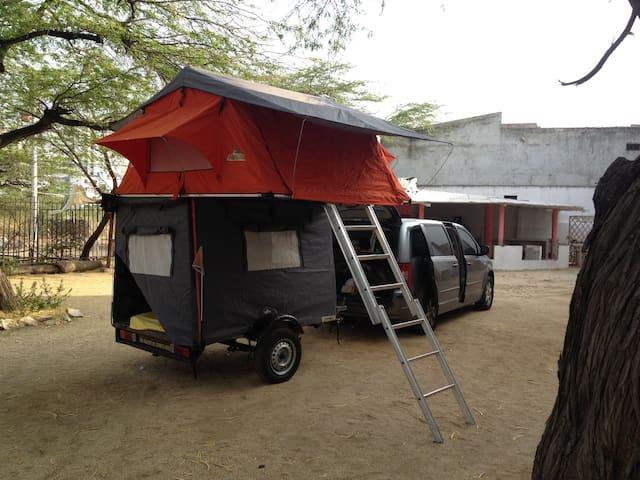TRAILER CAMPING - Curiti - Camper