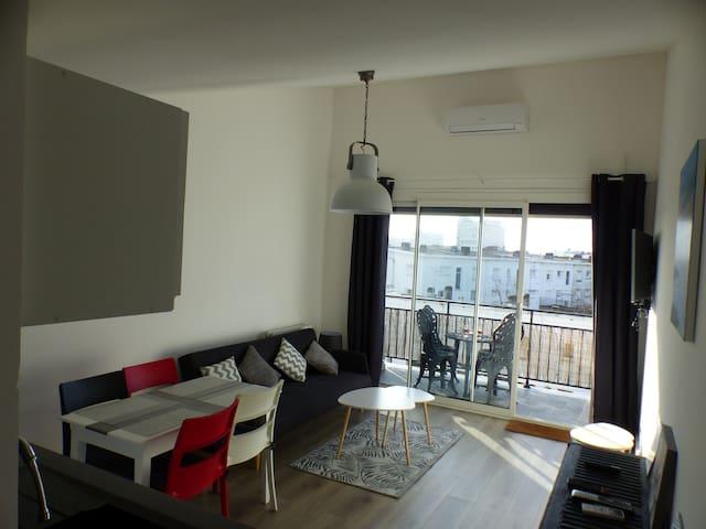 Appartement proche plage et centre ville,