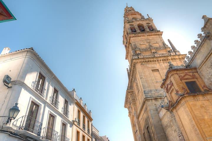 Casa Turisistica La Torre frente a la Mezquita 2