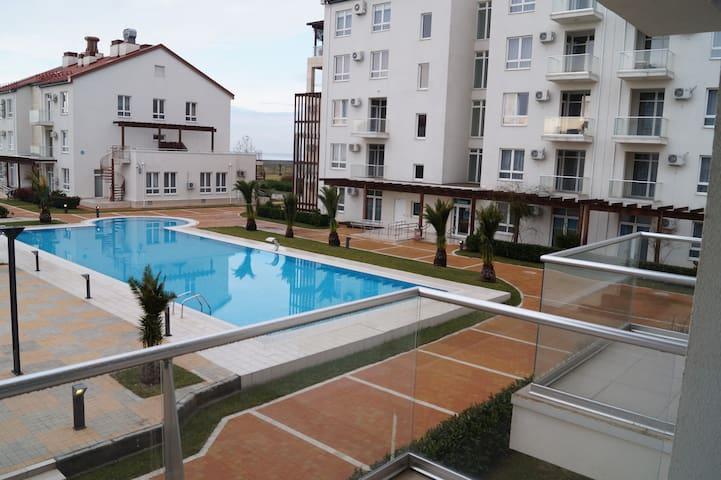 Апартаменты в Морском - Adler - Apartemen