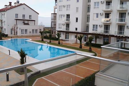 Апартаменты в Морском - Adler
