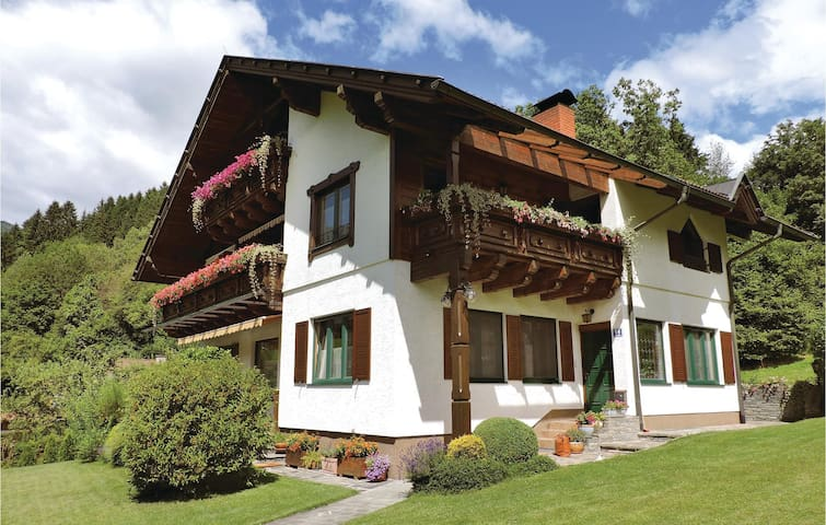 Holiday apartment with 1 bedroom on 46m² in Afritz am See