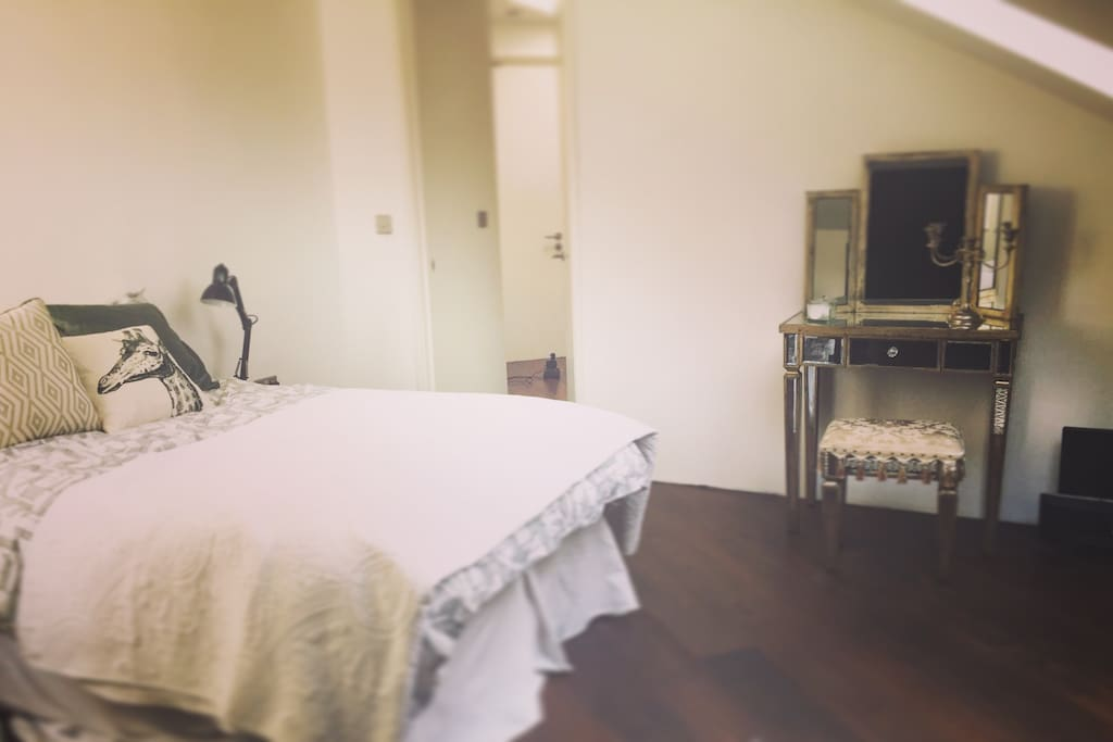 Our lovely guest bedroom