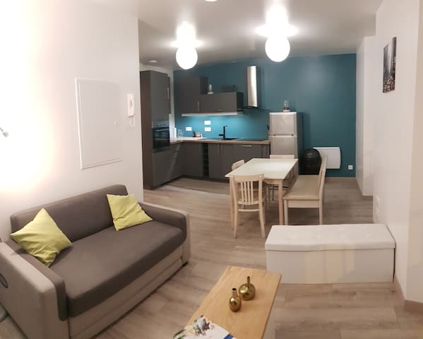 Appartement hyper - centre de Auray
