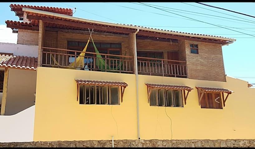 Linda Casa espaçosa na praia da Garça Torta Maceió