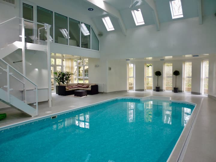 Fully catered Private yoga and swim retreat