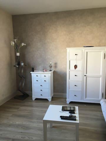 Chambre dans appartement cosy - Haguenau