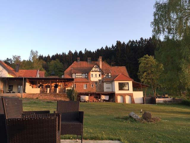 Hof Grindelborn Vulkaneifel Deine kleine Auszeit