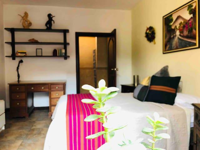 Habitación Privada - Hotel Casa de Don Moncho