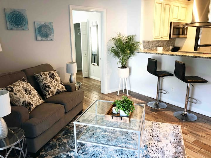 New 1/1 APT off A1A & Intracoastal *Discounted*