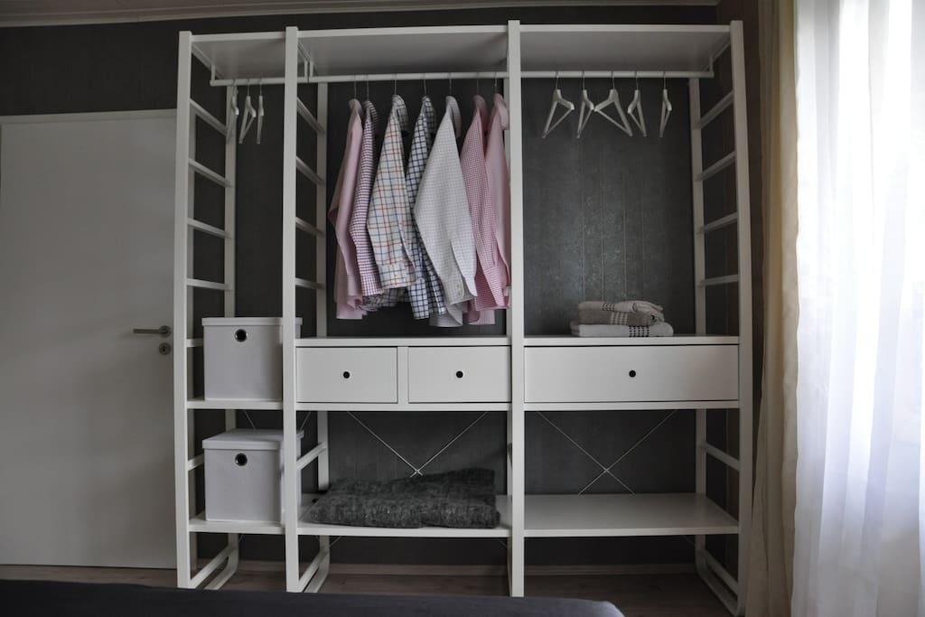 Aufbewahrung Schlafzimmer