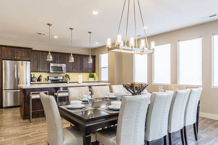 Bartlett Place in St George with 3 Master Suites